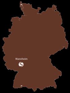 Schokinag Mannheim Map